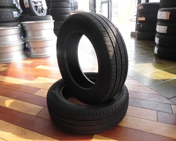 Toyo - Pre-owned used tyres (155 / 65R13) 6? 2 pieces