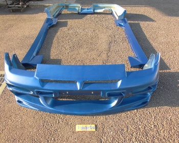 Bomex - Used! Full aero kit for 180SX (RPS13)
